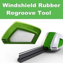 Ferramenta de reparo do limpador do carro automóvel pára-brisa limpador lâmina arranhões reparação refurbish ferramentas pára-brisa scratch repair kit txtb1