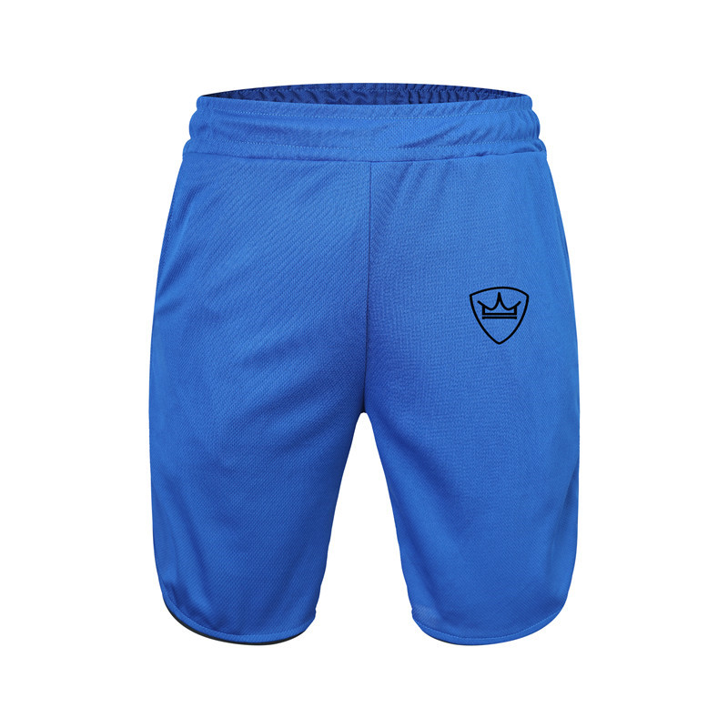 Shorts Men Training Summer Fitness Breathable New Quick-Drying Double-Layer
