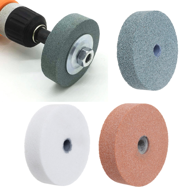 3inch Grinding Wheel Polishing Pad Abrasive Disc For Metal Grinder Rotary Tool