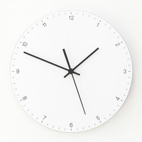 Wall Clock 12 Inches Silent Home Decoration Accessories Modern Wall Clocks Electronic Modern Design for Living Room