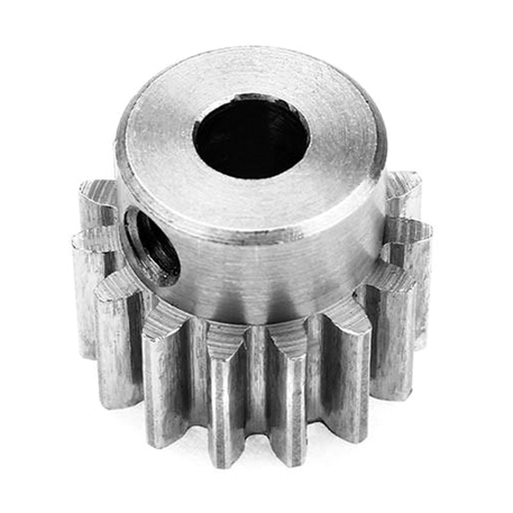 New Gear Motor High Quality Metal Motor Gear For Motor 775 1M 15 Teeth 8MM 12 Eletric Tool Accessories Dropshipping