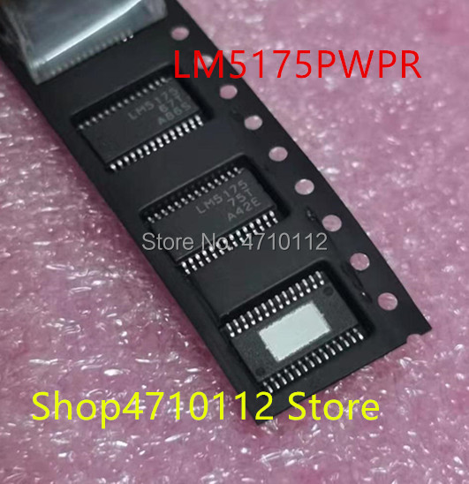 NEW 5PCS/LOT LM5175PWPR LM5175PWPT LM5175 HTSSOP-28 IC