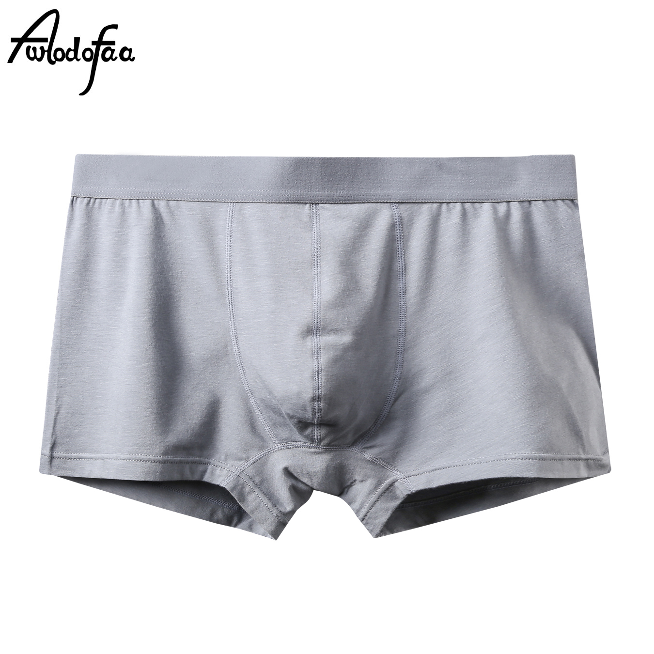 Fashion Underwear Brand Mens Underwear Cotton Boxers Underpants Breathable Boxer Shorts Men Panties Sexy Male Underwears Cueca