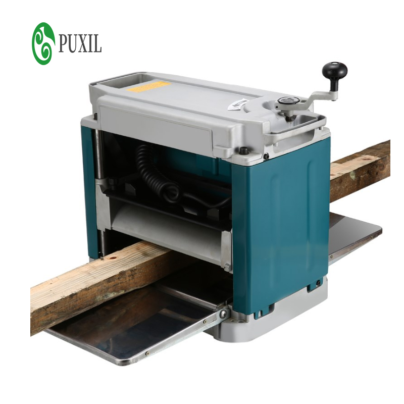 Multifunction Power Tools For Carpentry Electric Planer Desktop High-power Single-sided Woodworking Planer