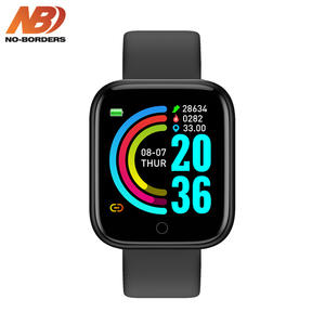 Smart-Watch Android Tracker Fitness Bracelet IOS for Vip-Link Monitor-Blood-Pressure
