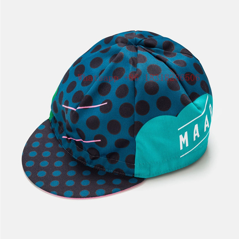 MAAP cycling hat men pro team 2019 summer women cap bike cotton scarf quick dry ropa ciclismo bicycle kits custom