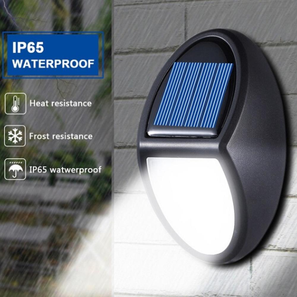LED Solar Light Solar Lamp With 10 LED Waterproof Motion Sensor Outdoor Light For Patio Yard Solar Charging Wall Fence Ligh