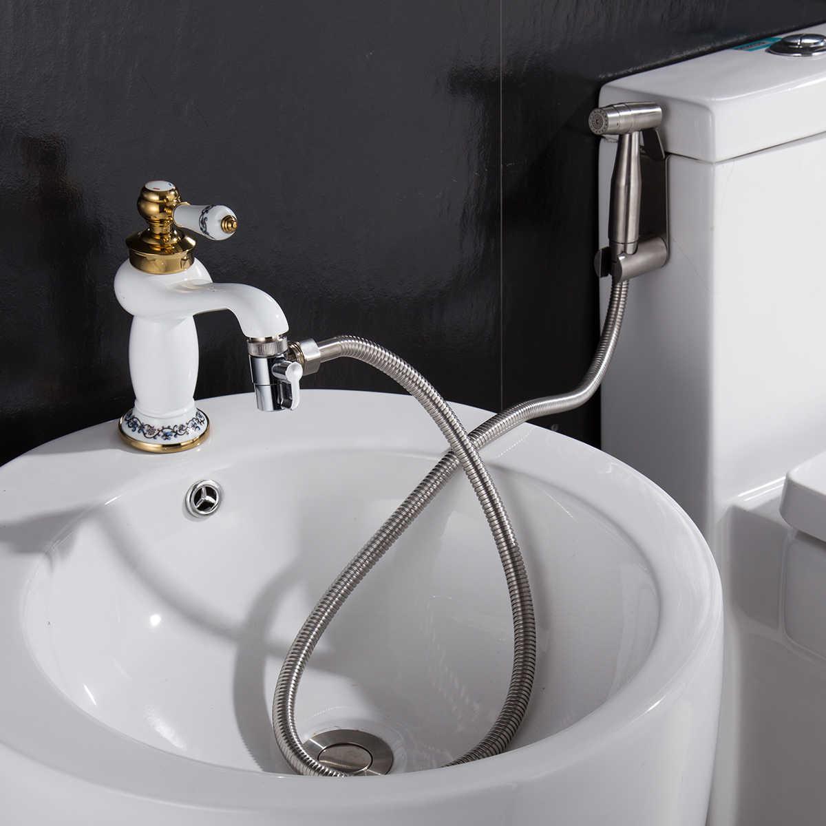 Brass Sink Faucet Diverter Valve To Sink Hose Sprayer Faucet Splitter For Kitchen Sink Faucet Replacement Part M22 X M24 Kitchen Faucet Valve Faucet Valvefaucet Accessories Aliexpress