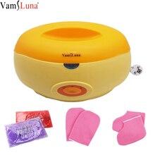 Hand Paraffin Heater Therapy Bath Wax Pot Warmer Beauty Salon Spa