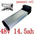48V 15AH батарея для электровелосипеда 48V 8AH 11.6AH 14.5AH литий-ионная батарея для 48V 500W 750W 1000W ebike motor