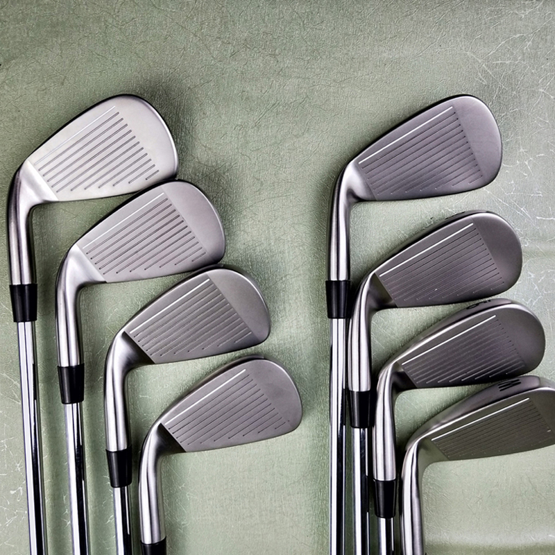 V3 Golf Irons Silvery Golf Forged Iron V3 Golf Clubs 34-9P R S Steel Shaft With Head Cover Free Delivery