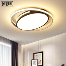 купить Modern LED ceiling Lights home lighting 40W 50W light bedroom lamps for living room Smart remote control ceiling light fixture дешево