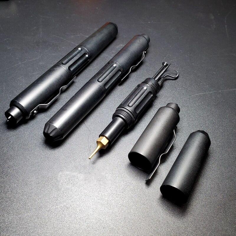 Titânio multi funcional edc ferramenta de acampamento ao ar livre engrenagem edc