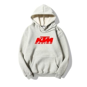 Brand KTM Male Hip Hop Long Sleeve Hoodies Sweatshirts Men Hooded Tracksuit Sweat Coat Casual Hoodie Sportswear 2020 brand male hip hop long sleeve jordan 23 hooded sweatshirt mens hoodie tracksuit sweat coat casual sportswear hoodies