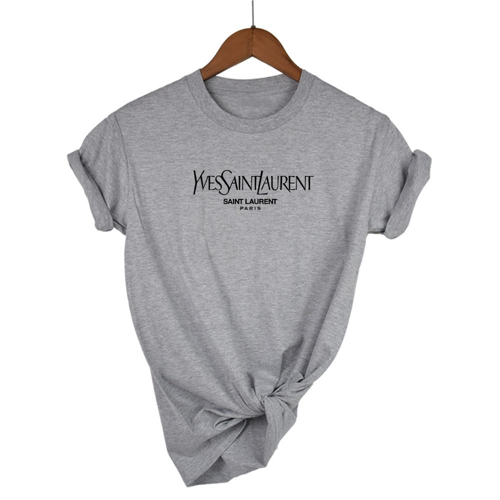 Letter Printed Oversized T Shirt Women Top 2019 O Neck Short Sleeve Green Summer T-Shirt Female Streetwear Loose Tee Shirt