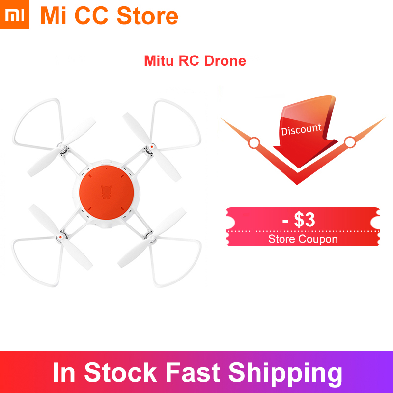 Xiaomi MITU Smart RC Drone With Camera 720P HD Remote Control helicopter Mini Tumbling Aircraft Wifi Drone FPV CameraPlane