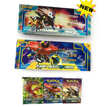 324 Stks/set Pokemon Kaarten Tcg: Zon & Maan Serie Booster Box Collectible Trading Card Game Kids Speelgoed(China)