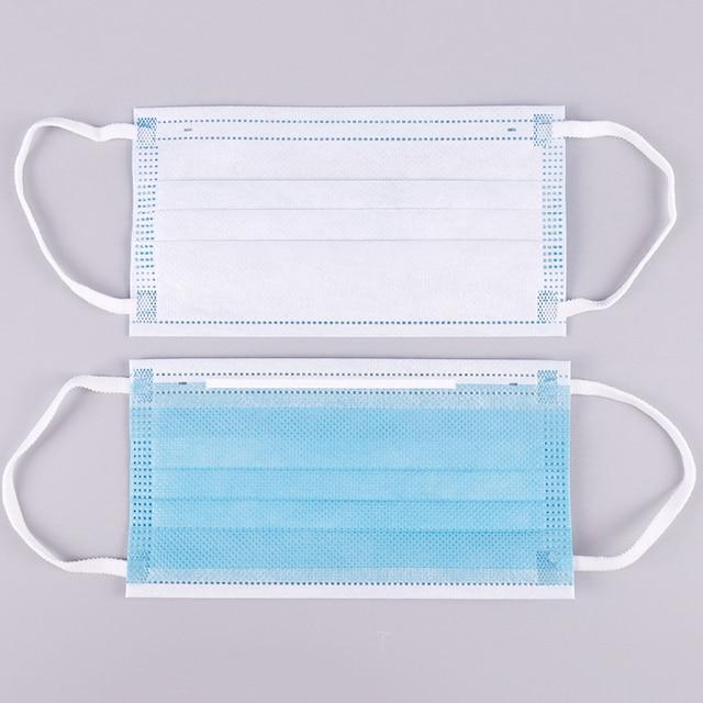 In Stock KN90 Face Mask Antivirus  Mask Anti Cononavirus  Respirator Flu  Infection Disposable 1