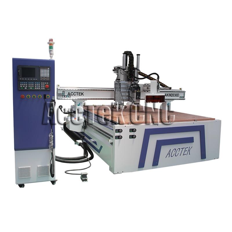 AccTek Atc Cnc Engraving Machine Wood Router 2030 3040 Cnc Machine Drilling Cnc Milling Machine