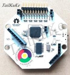OpenBCI V3 с открытым исходным кодом Arduino EEG brain Электрический модуль-8/16 канала-официальная беспроводная версия