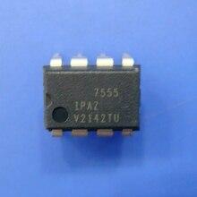 Новый 10 шт. / Лот микросхема интегральной схемы ICL7555IPAZ ICM7555 7555 DIP8 таймер общего назначения новый оригинальный