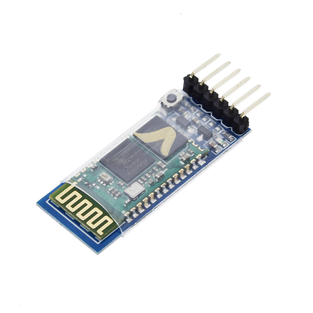 10PCS New Wireless Bluetooth RF Transceiver Module RS232 TTL HC-05