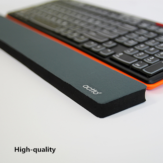 NEW 450mm Black Keyboard Platform Hands Wrist Rest Support Comfort Pad Rest Pad Gamer Computer Handguard Ergonomic Hand Pad