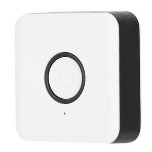 Image 3 - ABS الأبيض استقبال لاسلكي الارسال آلة المنزل معدات الصوت والفيديو الملحقات