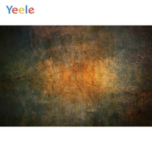 Yeele Grunge Gradient Backdrop Solid Color Retro Pet Newborn Baby Photocall Vinyl Photography Background For Photo Studio Props