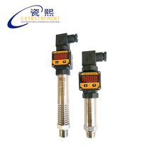 Pressure Transmitter 4~20mA with -0.1.0~100Mpa Pressure Test Range Diffusion of Silicon Material Core China Pressure Transmitter