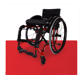 2020 New style hot selling fashion lightweight folding manual / sports wheelchair for disabled people
