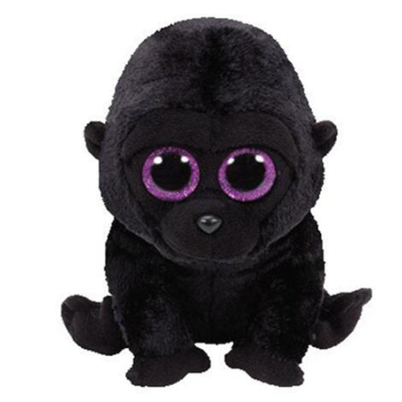 Ty George The Gorilla Plush Animal Toys Stuffed Doll Gift 15cm