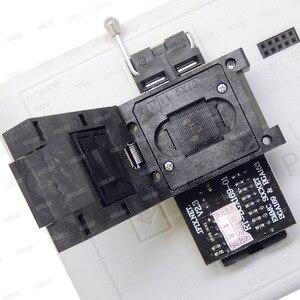 Image 5 - V2.3 RT BGA169 01 BGA169/BGA153 Adapter Socket For RT809H Programmer adapter  With 3pcs BGA bounding box For RT809H