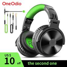 Oneodio Gaming Hoofdtelefoon Over Ear Wired Stereo Headset Met Microfoon Voor PS4 Xbox One Telefoon Pc Gamer Studio Dj Hoofdtelefoon