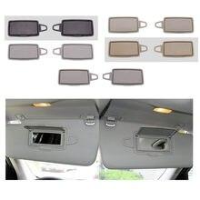 Sombra de sol viseira maquiagem espelho cosmético capa para mercedes benz s classe w222 s300 s320 s350 s400 500 s600
