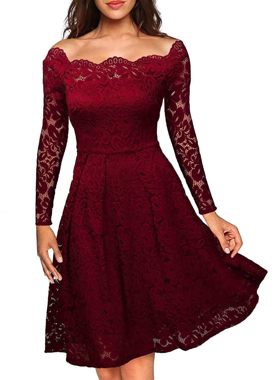 סוני חדש אלגנטי לבן תחרה למעלה באורך הברך גזה שמלת כלה להתחתן שמלות ארוך כדור שמלת חוף השושבינות המפלגה שמלה