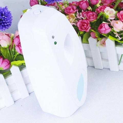 sensor de luz aromaterapia maquina 300 ml frasco perfume casa banho