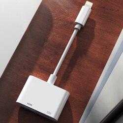 HDMI アダプタに iphone テレビ 1080 1080P HD AV デジタルコンバータ雷 iPad 用の Hdmi ケーブルアダプタ iOS iPhone 11 X Xs 最大