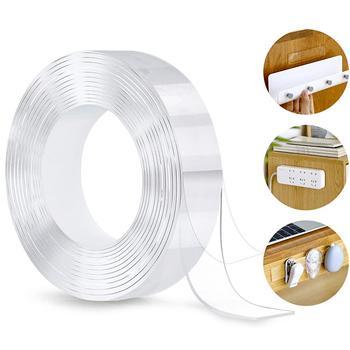 transparent magic nano tape…