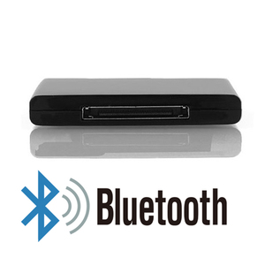 Hot Bluetooth v2.1 A2DP Music Receiver Adapter 30 Pin Dock Connector for iPad iPod iPhone Apple speaker 30 Pin Receiver