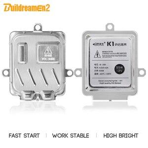Image 1 - Fast Start AC Ballast Block 55W HID Xenon Digital Ballast Ignition For Car Xenon Bulb H7 H1 H4 H3 H11 H8 H13 9012 9005 9006 9007