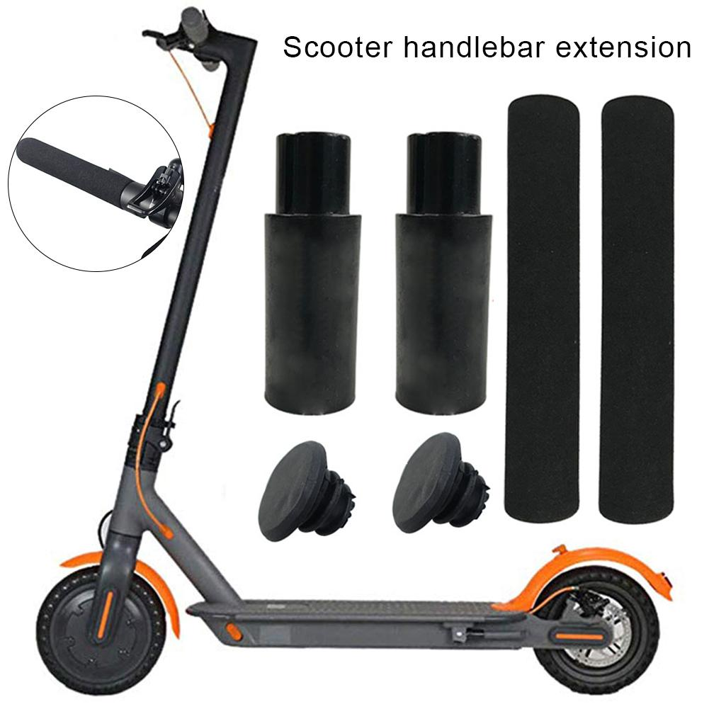 Handlebar Extender Handle Grip For Xiaomi Pro Anti-slip Lengthened Waterproof Handlebar Cover For Xiaomi Scooter M365