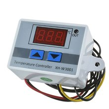 Xh-W3001 цифровой термостат температура переключатель микрокомпьютер температура контроллер температура управление переключатель
