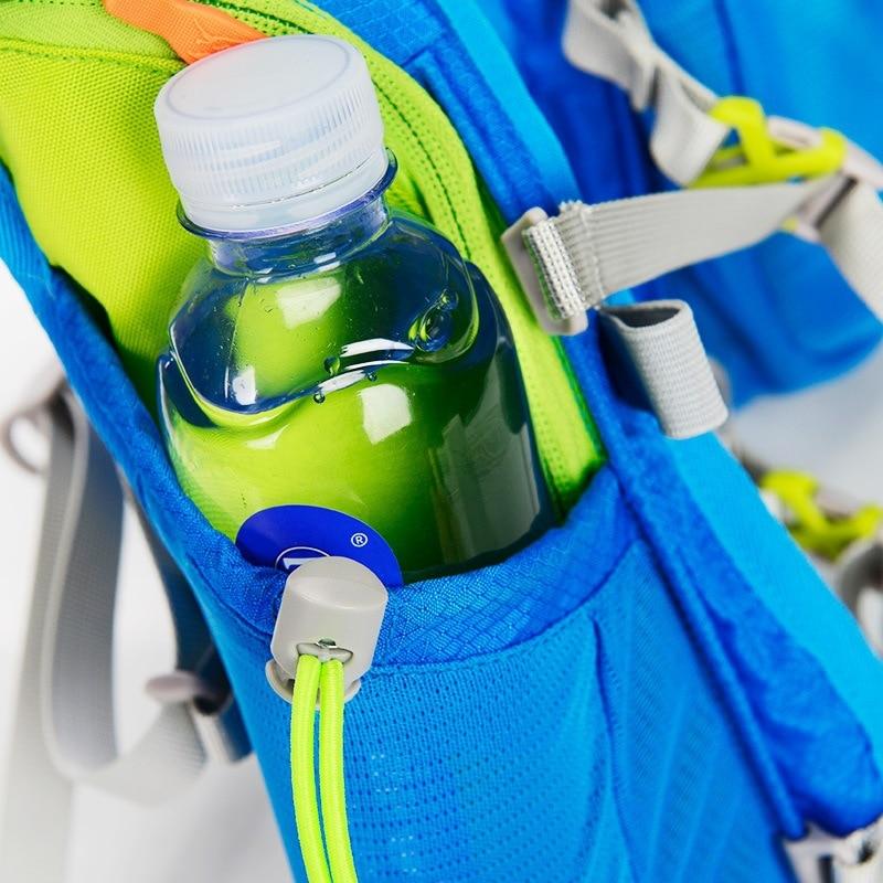 20L Waterproof Mountain Bike Backpack Outdoor Marathon Bag Hiking Backpacks Climbing Cycling Water Bag Men And Women Backpack in Climbing Bags from Sports Entertainment
