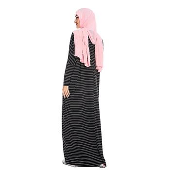 Kaftan Dubai Abaya Arab Islam Turkey Hijab Muslim Dress Abayas For Women Caftan Marocain Turkish
