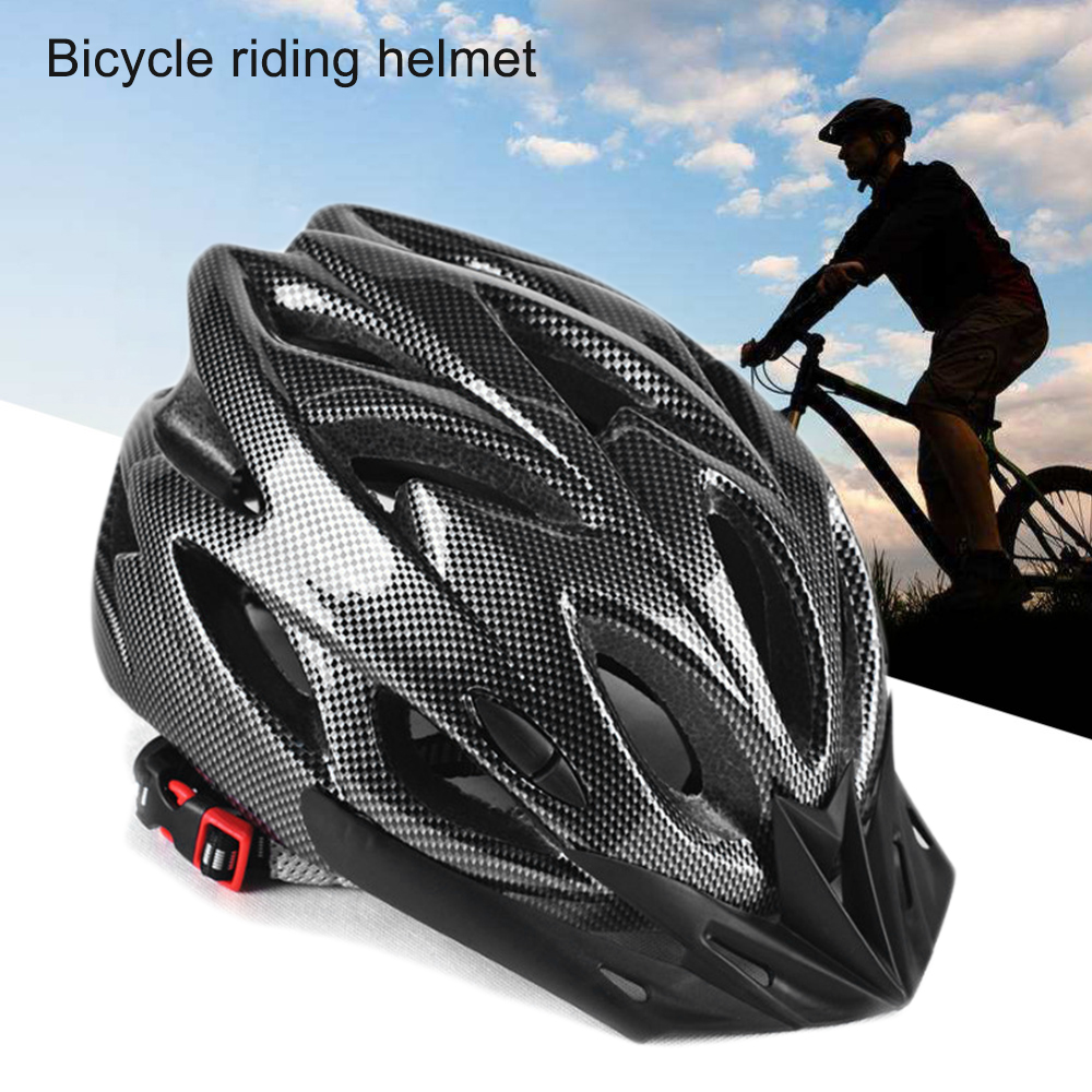 Outdoor Ultralight Cycling Helmet Women Men Bicycle Helmet MTB Bike Mountain Road Cycling Safety Outdoor Sports Helmet