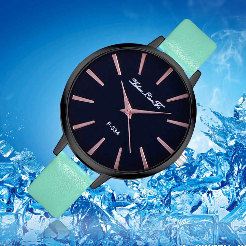 2020 ساعة نسائية Reloj Mujer كوارتز ساعة اليد الراقية الحياة الزجاج الأزرق مقاوم للماء ساعات Relogio مميزة بيان كول ساتي