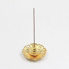 Tao ci Eight Fluke Lotus-Seat аромаспираль Joss-палка блок двойного назначения ароматы ладана держатель благовония украшение-наклейка