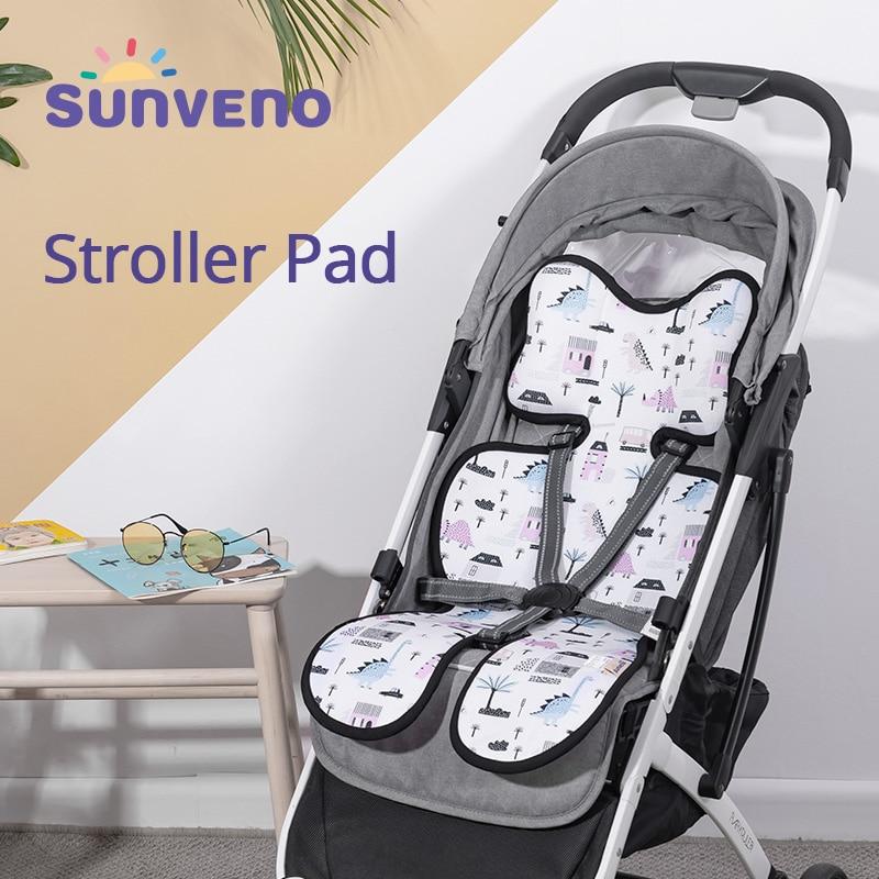 Kind Baby Autositz Kinderwagen Kissen Pad Liner Kopf Körper Unterstützung Kissen