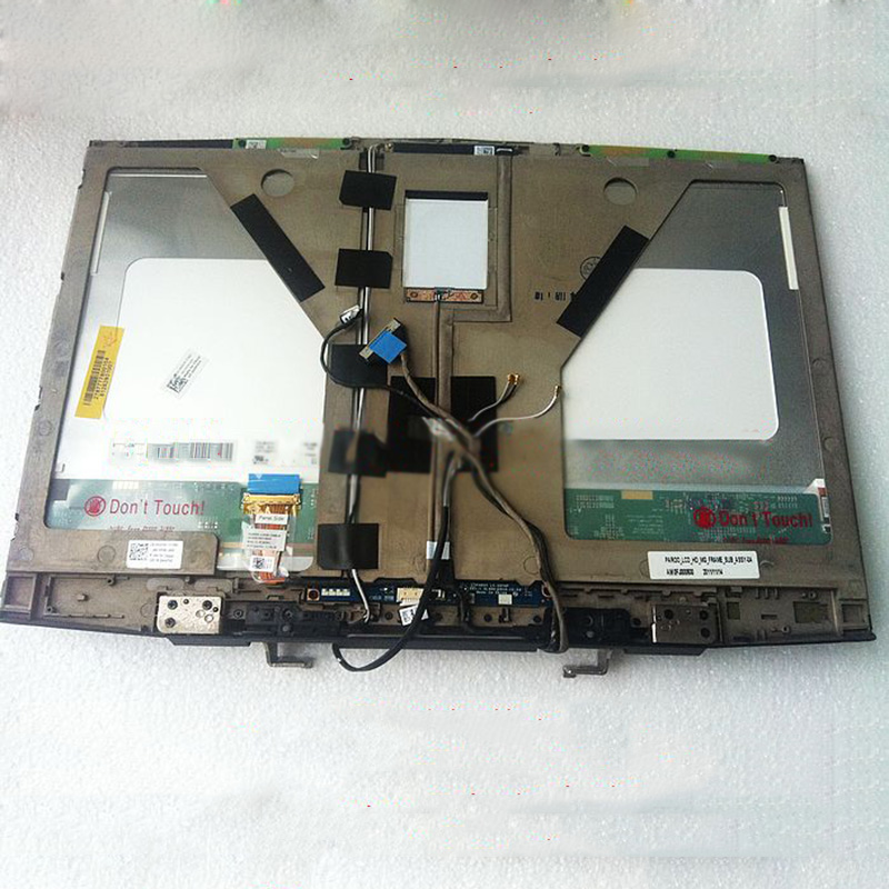 17 Inch LTN170CT11 For Dell Alienware M17x R3 R4 FHD LCD Touch Screen Display Assembly